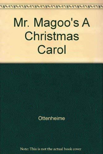 Mr. Magoo's A Christmas Carol