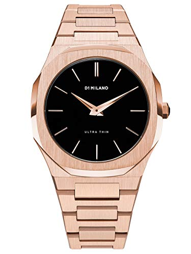 D1 Milano UTB03 Ultra Thin Herren 40mm 5ATM