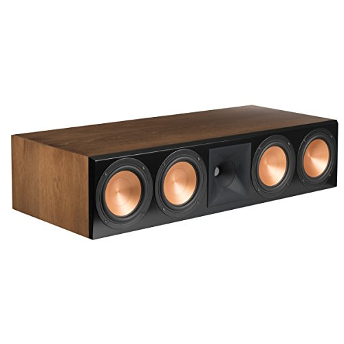 Discover Bargain Klipsch 1065137 RC-64 III Center Channel Speaker Walnut
