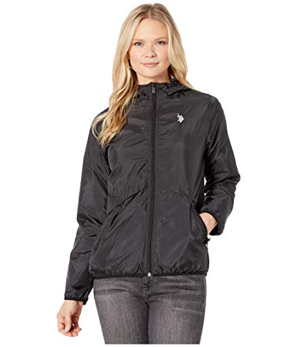 U.S. Polo Assn. Windbreaker Jacket Black XL