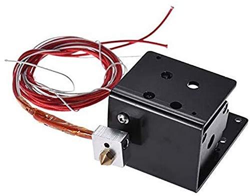 JJDSN 3D-Druckerextruder J-Head Kit Zuführungsdüsenmotor 3D-Druckerteile für 1,75 mm Filament Anet A8 Prusa I3 3D-Drucker