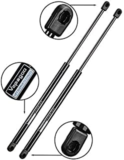 Vepagoo Window Struts 4365 Compatible for 2002-2007 Jeep Liberty - Rear Window Glass Gas Lift Supports Shocks Springs (Set of 2)