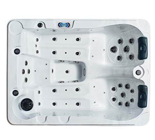 Haisland M-3371 Balboa Control Whirlpool Spa Whirlpool-Badewanne, 1,8 m