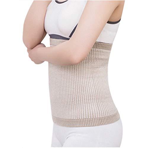 Afinder Damen Herren Elastisch Wärmegürtel Rückenwärmer Weiche Dicken Kaschmir Nierenwärmer Rückenstützgürtel Leibwärmer Hüftwärmer Winter Nieren Wärmer Bauch Taille Unterstützung