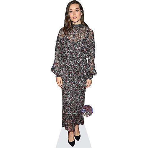 Celebrity Cutouts Megan Boone (Long Dress) Taille Mini
