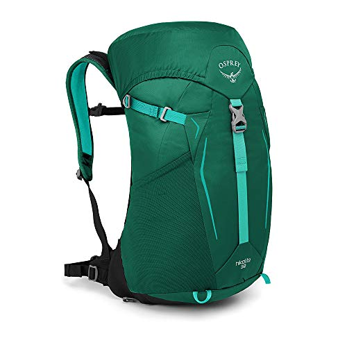 Osprey Hikelite 32 Unisex Hiking Pack - Aloe Green (O/S)