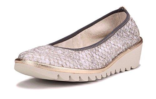 The Flexx Mel A Drama Zapato Escotado Plataforma Mujer