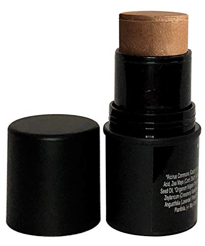 Mom's Secret Natural Organic Multi Cream Sticks, Highlighter and Bronzers 100% Natural, Vegan, Gluten Free, Cruelty Free, Made in the USA, 0.18 oz. (Sunrise)
