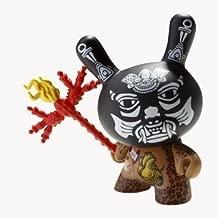 Kidrobot Azteca 2 Dunny - Izzie Ramírez Black Xolotl