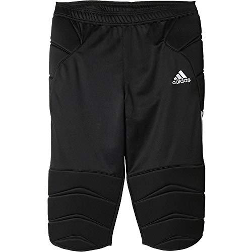 adidas Herren Teamhose TIERRO13 Torwart 3/4 Torwarthose, Black, M