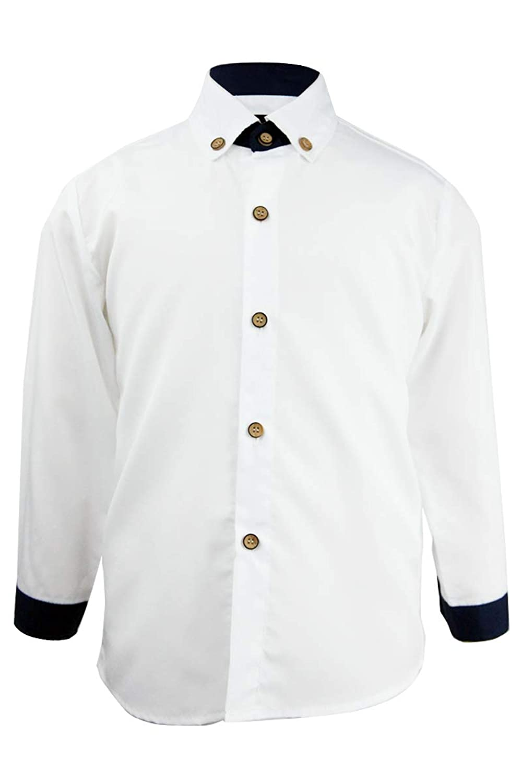 シャツ 子供服 キッズ フォーマル カジュアル 男の子 白 ホワイト 結婚式 発表会 卒業式 卒園式 入園式 七五三 パーティ 32csh01