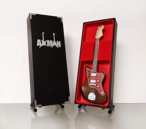 Axman Elvis Costello - Réplica de guitarra en miniatura