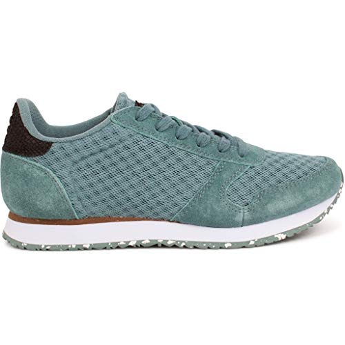Woden Sneakers Ydun Suede Mesh II 39, 635 North Atlantic