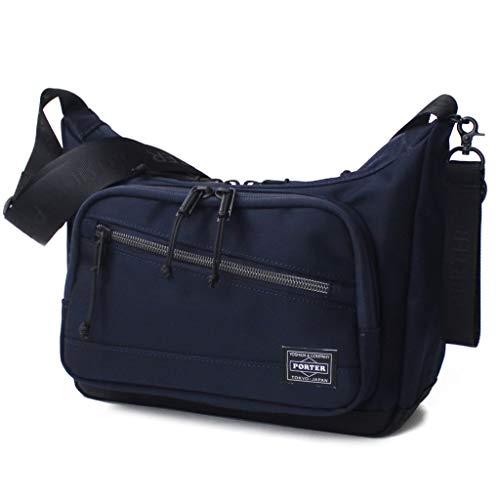 Yoshida Bag PORTER Shoulder Bag FRONT (S) 687-17028 Navy Japan Import