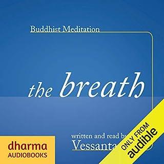Buddhist Meditation: The Breath cover art