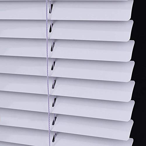 1yess - Estor enrollable de aleación de aluminio, persianas venecianas, cortinas de elevación, cortinas opacas, se pueden personalizar (color: D, tamaño: 120 x 160 cm)