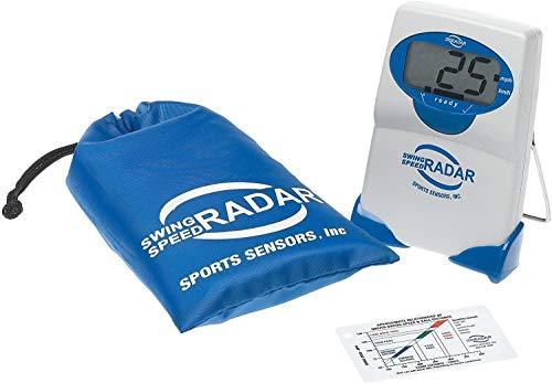 Sports Sensors, Inc Swing Speed Radar Blue