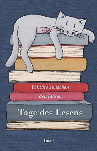 Lektüre zwischen den Jahren: Tage des Lesens (insel taschenbuch)