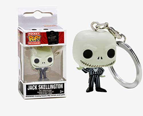 Pocket POP! Keychain - Disney: NBX: Jack 3