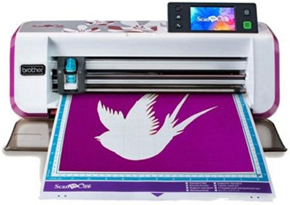 Macchina da taglio con scanner, colore: bianco brother scan-n-cut cm600 ScanNCut CM 600