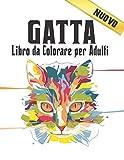 libro da colorare per adulti gatta: libro da colorare allevia lo stress 50 gatti disegni unilaterali gatto libro da colorare per adulti alleviare lo ... gatta 100 pagine per adulti uomini e donne
