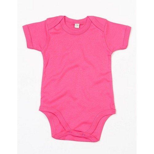 Babybugz - Body para bebé (3-6) (Fucsia orgánco)