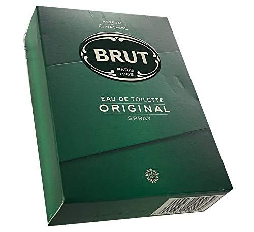 Brut Original Eau De Toilette Vaporisateur Brut Parfums Prestige, 4 x100 ml