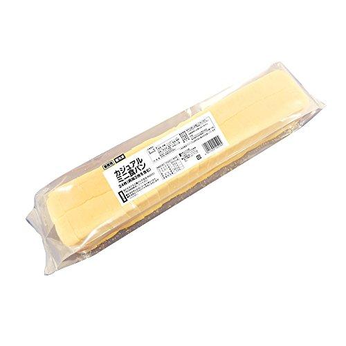 【冷凍】 テーブルマーク カジュアル ミニ食パン 24枚切