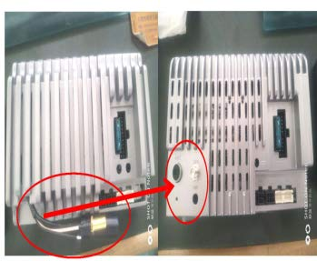 Qiilu Universal 7' 2 DIN Reproductor de DVD Multimedia MP5 Bluetooth Radio Estéreo Navegación GPS y BT WiFi Am/FM USB/AUX con HD Pantalla táctil Android 8.1 para Coche(Black)
