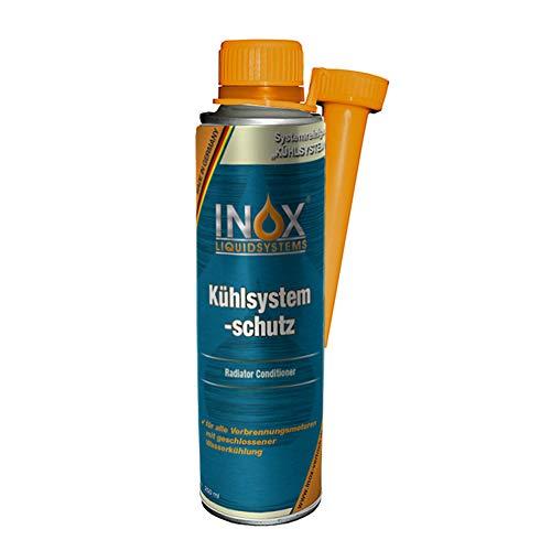 INOX® Kühlsystem Schutz Additiv, 250ml - Kühlerschutz Zusatz für alle Verbrennungsmotoren mit Wasserkühlung geeignet