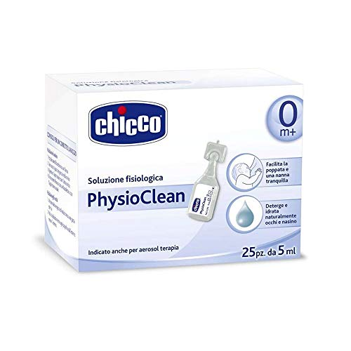 Physioclean, 5 ml, 25 unidades