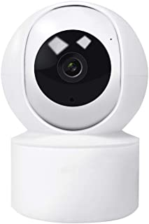 Skylink Home Security Camera With 32G memory card - WiFi Wireless Camera Full HD IP Video Surveillance System with IR Nigh...