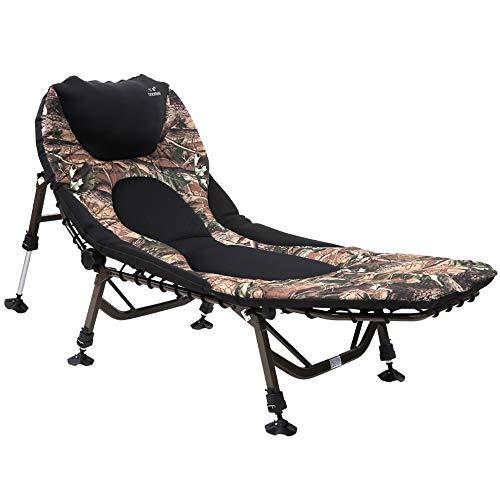 FUFU Sillas de salón para patio, cama plegable, portátil, cama individual, para oficina, siesta, silla, 172 x 78 x 20 cm, duradera
