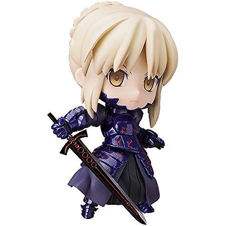 ねんどろいど Fate/stay night セイバーオルタ スーパームーバブル・エディション ノンスケール ABS&PVC製 塗装済み可動フィギュア 再販分