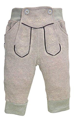 MS-klederdracht baby joggingbroek klederdrachtbroek klederdracht lichtgrijs