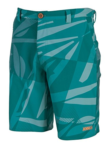 Jobe Herren Hybrid Boardshort Men Teal, Blue, M