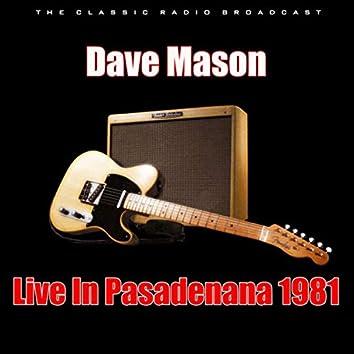 Live In Pasadenana 1981 (Live)