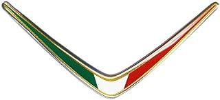 4R Quattroerre.it 14126 3D Aufkleber Dekoration Trikolore Italien