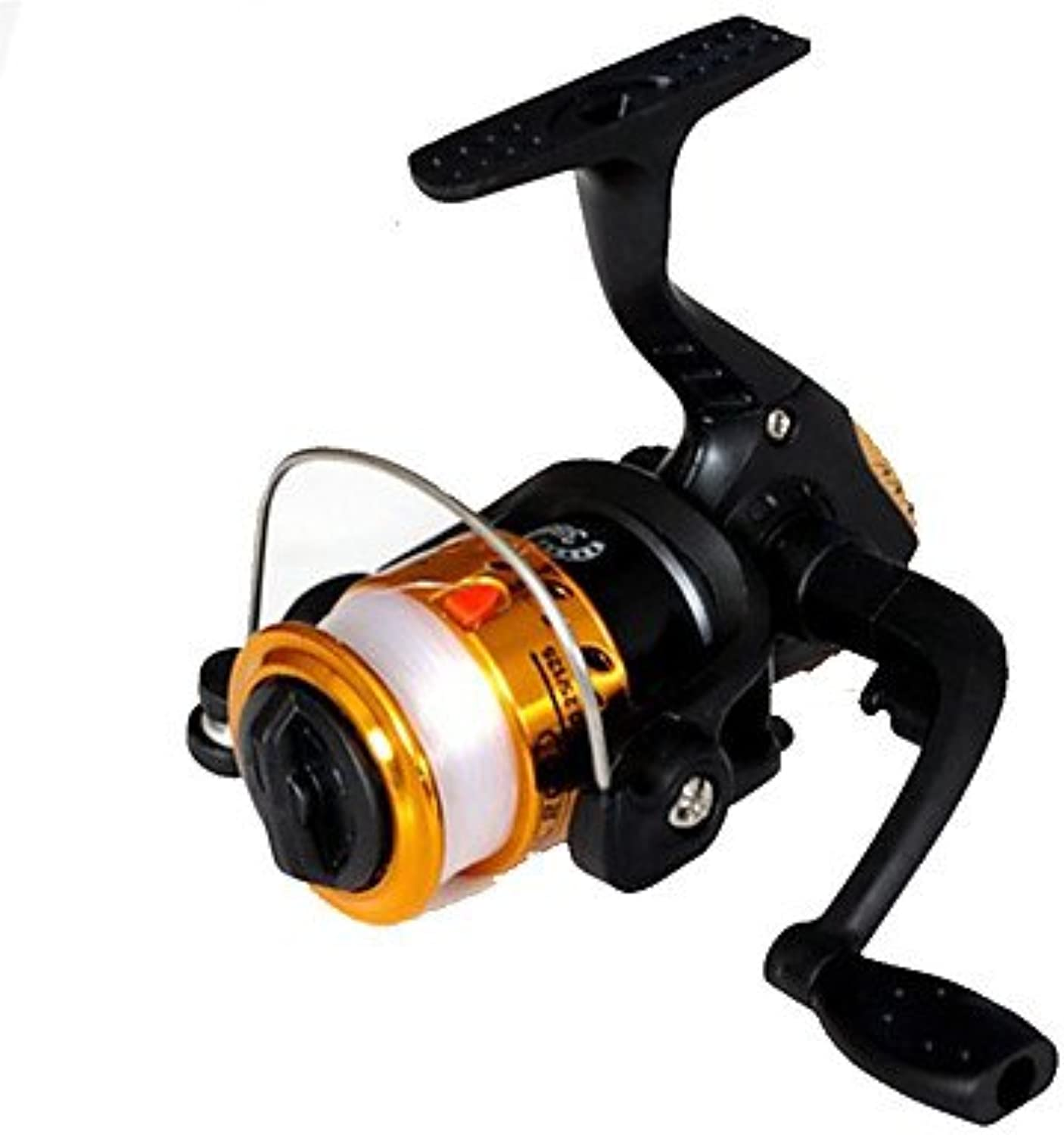 Rts Fishing Reel Spinning Reels 2.6 1 1 Ball Bearings Exchangable General Fishing200A