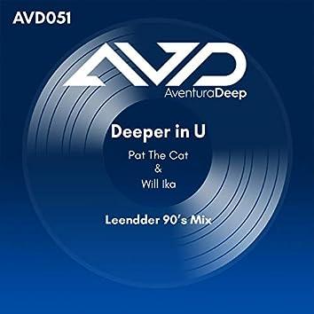 Deeper in U (Leendder 90's Radio Edit)