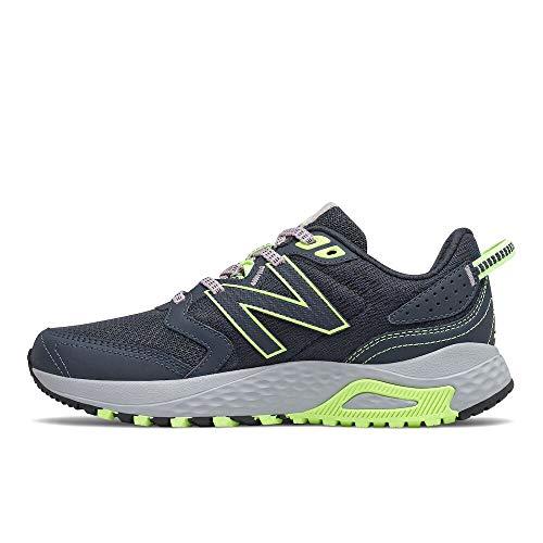 New Balance 410, Zapatillas para Carreras de montaña Mujer, Azul Oscuro, 37.5 EU