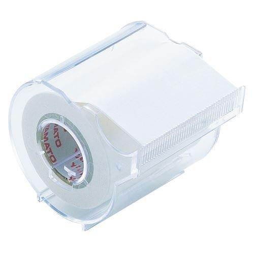 ヤマト メモック ロールテープ 白 NOR-50CH-5 00063636【まとめ買い10個セット】