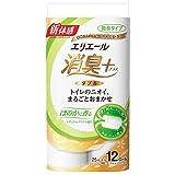 原産国:日本 内容量:12ロール 消臭機能と香りの持続性を守る気密性の高いフィルムを採用 爽やかさ・清潔感を感じられる、ほのかに香るナチュラルクリアの香り W消臭成分(柿タンニンと茶カテキン)に加えて揮発性消臭成分を配合