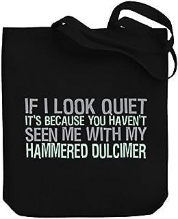 Bolsa de la compra de Valentine Herty ItS Because You HavenT Seen Me With My Hammered Dulcimer