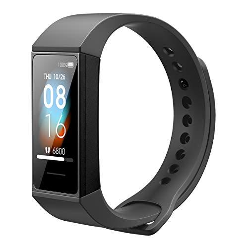 Xiaomi Mi Band 4C Smart Watch Fitness Bracelet Fino a 14 Giorni di Durata Della Batteria 5 ATM Resistente all'acqua Nero