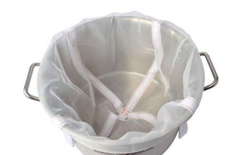 The Brew Bag - 35 l - Maischesack zum Bierbrauen nach der BIAB Methode - für 35 Liter Kessel