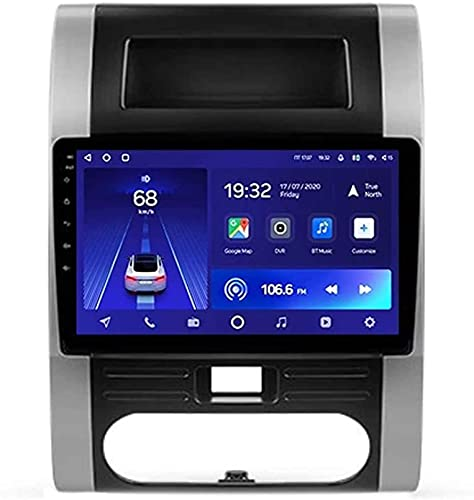 Android 10.0 Coche Estéreo Sat Radio De Nave Para Nissan X-trail 2 T31 2007-2015 Gps Navegación De Gps 9'''head Unit Touchscreen Mp5 Multimedia Player Video Re(Size:ocho núcleos,Color:WIFI:1GB+16GB)