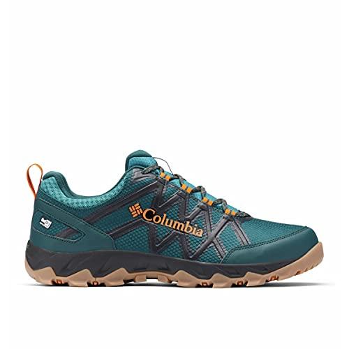 Columbia Herren Peakfreak X2 Outdry Walking-Schuh, Darkish Seas Persimmon, 42.5 EU thumbnail