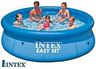 Intex EASY 28120 - Piscina de suelo redonda (diametro 3-05 m x 0-76 m)