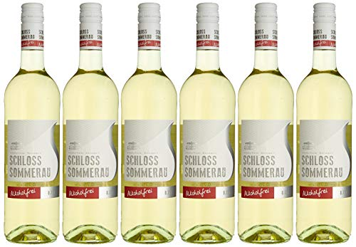 Schloss Sommerau Alkoholfreier Weißwein lieblich (6 x 0.75 l)